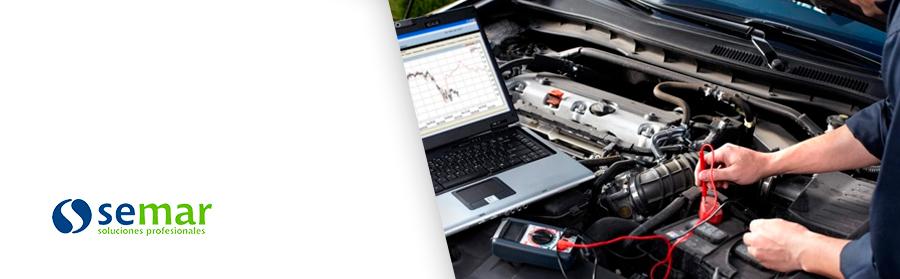 Funciones de una computadora automotriz