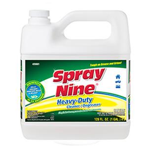 Limpiador y desengrasador Spray Nine - 1 Galon