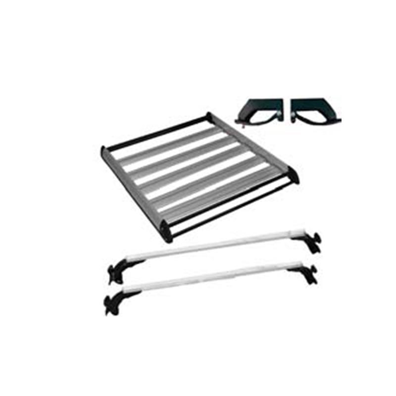 Canasta Universal C/Barras Aluminio