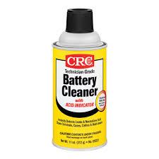 Limpiador de Baterías con Indicación de Ácido